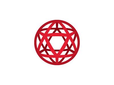 Ikosaeder Logo
