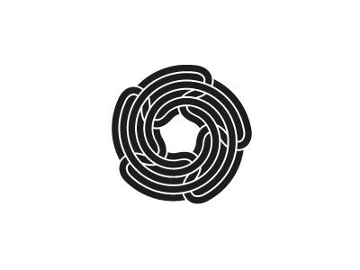 Spiral Monoline Logo