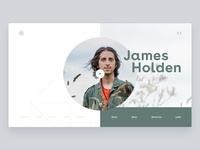 James Holden Home