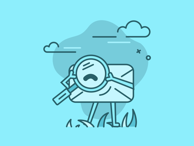 Earnest the Envelope app design webdesign illustration illustrator icon character design characters character envelope