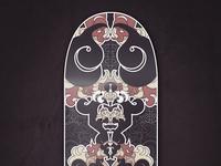 Abstract Skate Decks