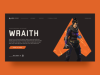 Wraith / Apex Legends