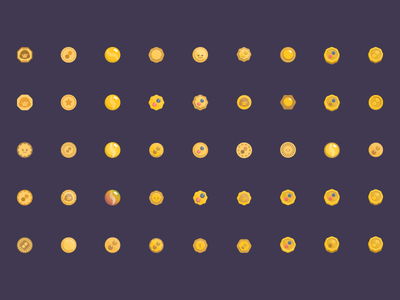 Two Dots Gold