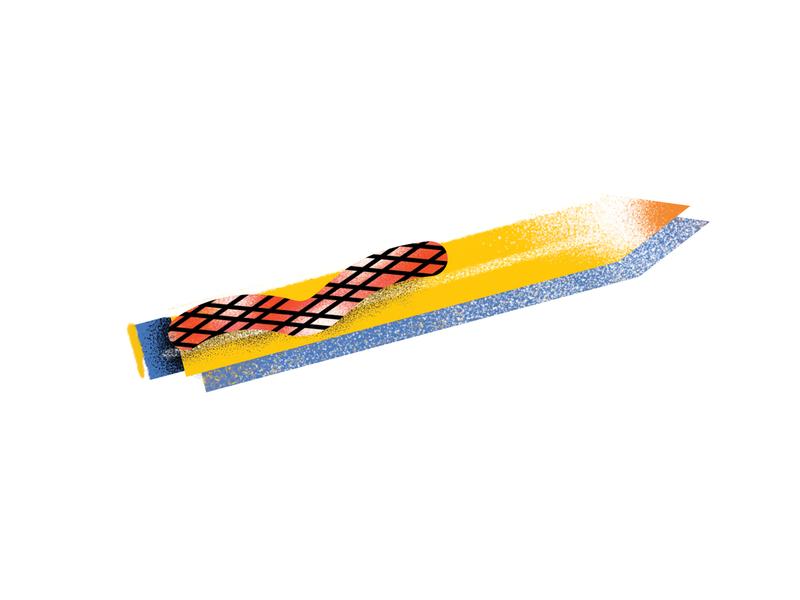 pen vector color texture pen