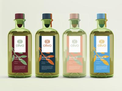 Olivo bottle set