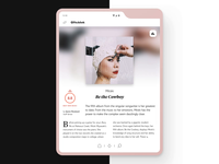 Pitchfork App for Samsung Galaxy Fold