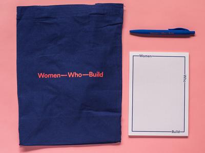 Women Who Build Materials