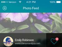 Photo app full