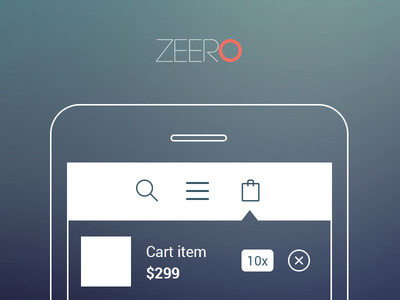 ZEERO - Ultimate UX Project