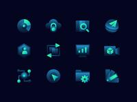 Data Icons 2