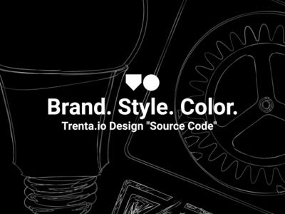 """Trenta.io - Design """"Source Code"""""""