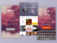 Vape App Profile