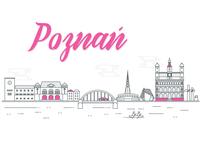 Poznan /Cityscape series