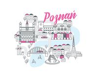 Polish cities serie// Poznań