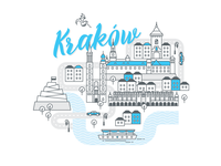 Polish cities serie// Cracow
