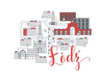 Polish cities serie// Lodz