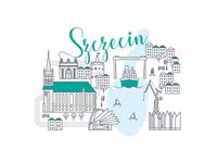 Polish cities serie// Szczecin