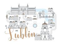 Polish Cities Serie / Lublin