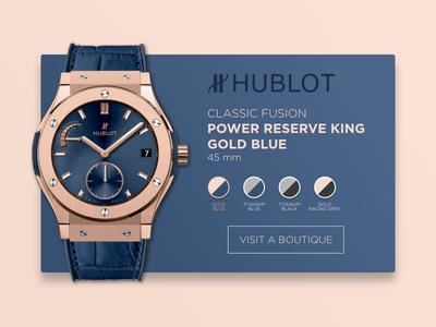 Hublot Watch Product