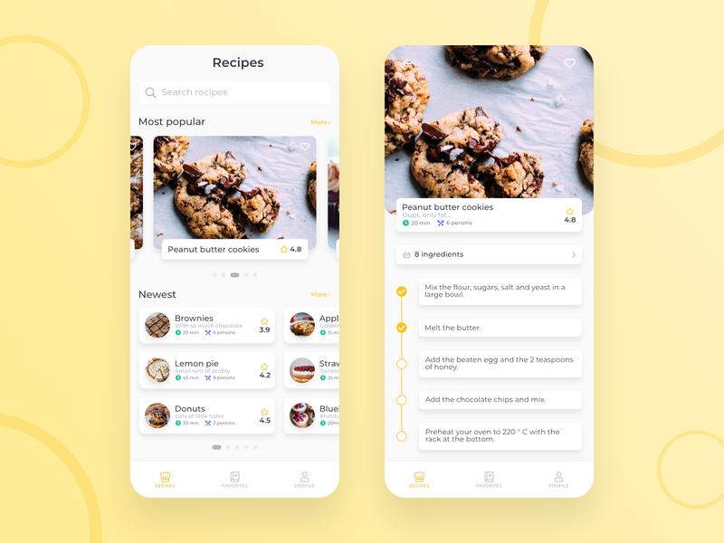 Recipes cook App