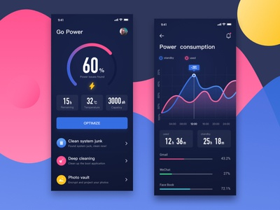 Power App UI