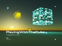 Playing With The Cube