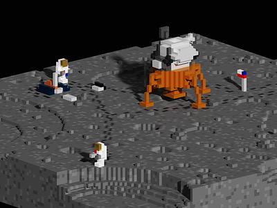 Apollo 11 Moon landing astronaut tranquility nasa landing moon apollo