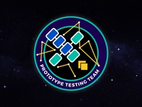 Prototype Testing Team Mission Patch