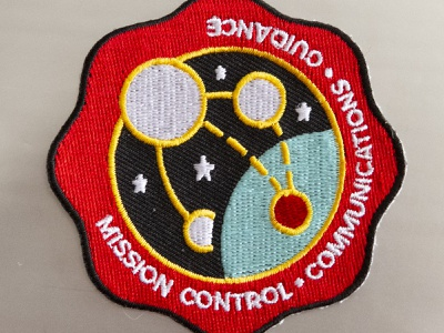 Product Owner Patch nasa patch mission cyberspace building crew