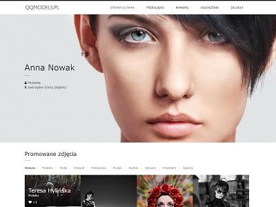 QQModels web development website web design