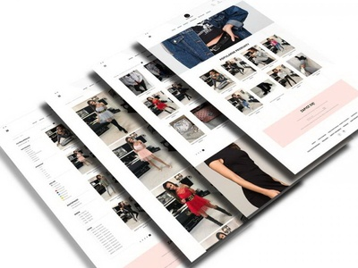 Lovely Butik web development web design e-commerce