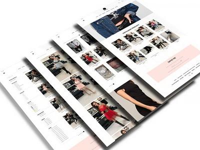 Lovely Butik web development web design e-commerce