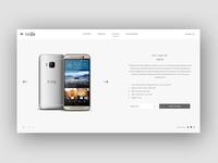 Maze E-commerce Design Concept