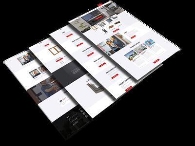 Profiler - WordPress website wordpress black  white web development web design