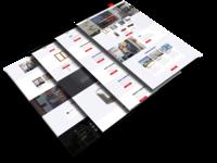Profiler - WordPress website