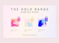 The Holo Range (Coming Soon)