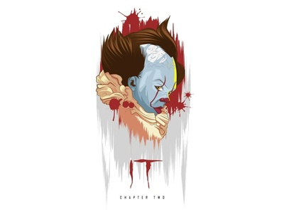 Pennywise illustration art !
