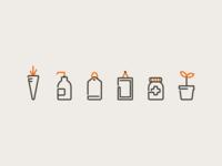 Ambacht icons