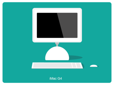 History of Mac #11 web illustration design