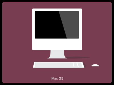 History of Mac #13 web illustration design