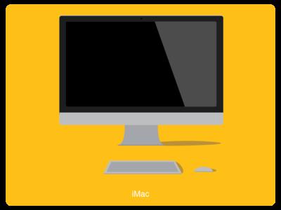 History of Mac #14 web illustration design