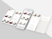 E-commerce shop - Product list page