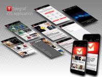 News portal - iOS app