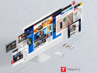 News portal - Website