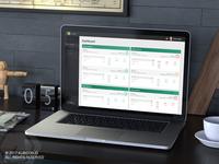 KUBICON.IO - WiFi Monitoring tool Dashboard