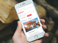 Planning your next trip on mobile? :)