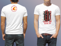 Leon Strong Gym / T-shirt