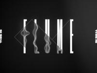 Flume Typography