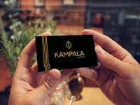Business card Kampala