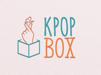 Logotype for KpopBox